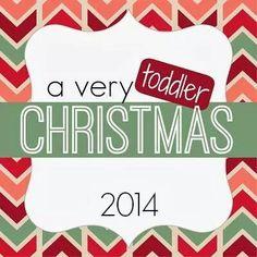 Toddler christmas activities