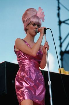 Party out of bounds on a wild planet 52 miles west of Venus: Early B-52s concert | Dangerous Minds
