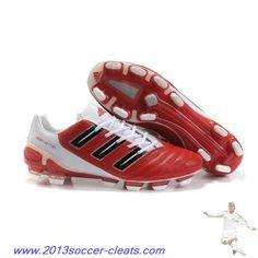 c78322131 Cheap Adidas Predator XI TRX FG Boots Red White Black Football Boots