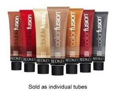 Redken Color Fusion Haircolor ColorCreme - Double Fusion - Av-browns *** See this great product.