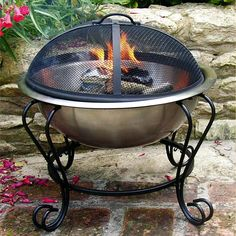 Portable Outdoor Fire Pit Ideas