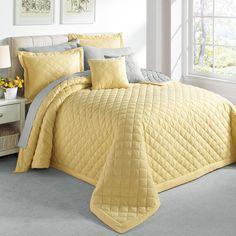 Scenario® Quilted Bedspread & More | Bedspreads | Brylanehome