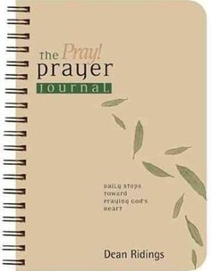 prayer journal - Google Search