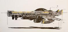 ArtStation - sketchbook dump 02, Eelco Siebring