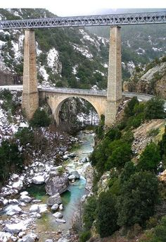 Viaduct of the Vecchio - France