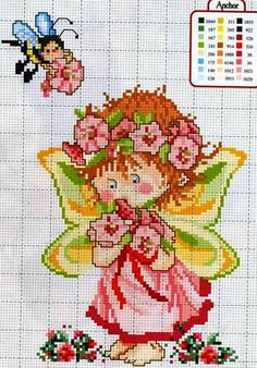 cross stitch chart*<3* Point de croix