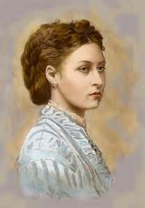 Princess Louise - Queen Victoria's daughter and wife of the 9th Duke of Argyll