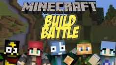 Minecraft ITA : THE HULK - Build Battle Minigame