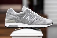 "New Balance 1400 ""Grey"" (Connoisseur Guitar)"