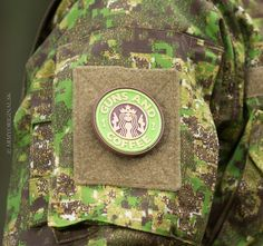 Nášivka Guns and Coffee multicam, JTG