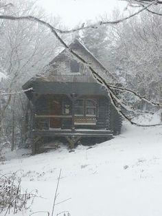 tones. faded. tiny house