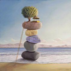 Gallery of Magic Realism, Surrealism, Surrealist, Fantastic Realism Surrealism Painting, Oil Painting Abstract, Oil Paintings, Painting Canvas, Pop Surrealism, Stone Painting, Maurice Sendak, Magic Realism, Buy Art Online