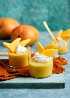 R2E2 Pudding | Mango Recipes, Harris Farm Markets | Harris Farm Markets Roasted Capsicum, Roasted Fennel, Roasted Salmon, Roast Pumpkin Salad, Chicken Mushroom Pasta, Quinoa Bars, Beef Flank, Quick Pickled Onions