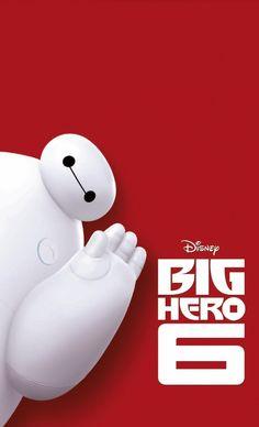 Big Hero 6 <3