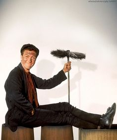 *BERT (Dick Van Dyke) ~ Mary Poppins, read where he said he wouldn't appear in a movie he couldn't take his children to see. Right away I knew he was my choice, my only choice for Mary Poppins. Disney Pixar, Walt Disney, My Fair Lady, Disney Love, Disney Magic, Skier, Julie Andrews, Clipart, Dreamworks