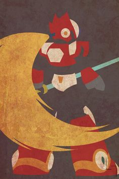 most awesome robot on the history of earth #megamanx #zero