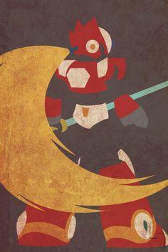 Zero, Megaman X
