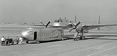 Fairchild XC-120-9 Pack plane, first flown 11 Aug. 1950