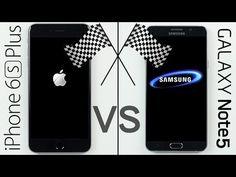 Testul a fost facut de PhoneBuff si rezultatele sint: Galaxy Note 5 a fost mai rapid la start si la aplicatii de baza, dar cand s-a facut test pe jocuri si aplicatii mai mari, iPhone a fost mai rapid. Website-urile s-au incarcat cu 2 secunde mai rapid pe iPhone. In al doilea test cu aplicatiile...