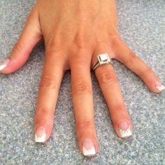 My wedding nails!!
