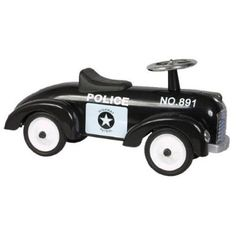 Classic Police Car for Kids - Ride on Toy: Amazon.co.uk: Toys & Games
