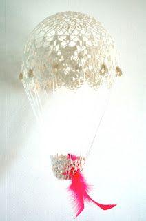 Lace balloon