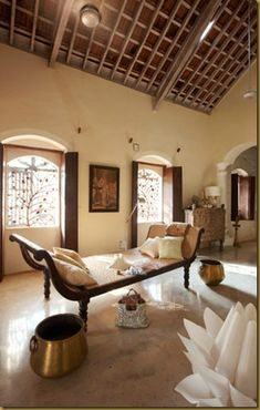 All Indian interiors Indian decor light and airy minimal . - All Indian interiors Indian decor light and airy minimalist decor All Indian interiors Indian decor - Decor, Indian Room, Indian Home Decor, Interior, Home Decor, Indian Homes, House Interior, Indian Interiors, India Decor