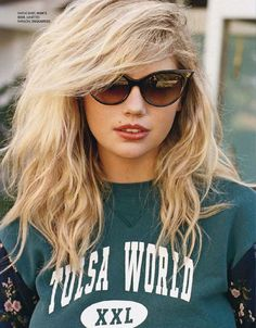 Please someone, give me this hair.