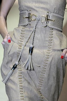 Gucci Spring 2011 RTW - Details