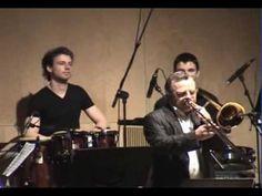 Bossa Nova, Chega de Saudade, Jobim, Big Band Jazz Brazil Chega de Saudade, Antonio Carlos Jobim. First concert (2005) of this Jazz Band.