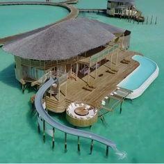 "14.1 mil Me gusta, 284 comentarios - BEAUTIFUL HOTELS (@beautifulhotels) en Instagram: ""Maldives dream 😍(📷: @kinsonsworld) #beautifulhotels"""