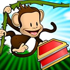 Monkey Preschool Lunchbox - The preschool game in the app store. Learn and have fun by helping monkeys pack lunch! Monkey Preschool Lunchbox is a collection of six exciting educational games for your preschooler (ages 2 to Toddler Apps, Speech Therapy Games, Best Ipad, Preschool Games, Preschool Learning, Preschool Activities, Teaching Kids, Teaching Reading, Lunch Box
