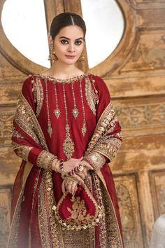 Pakistani Party Wear Dresses, Shadi Dresses, Pakistani Wedding Outfits, Pakistani Wedding Dresses, Bridal Outfits, Eid Dresses, Party Dresses, Pakistani Suits, Punjabi Suits