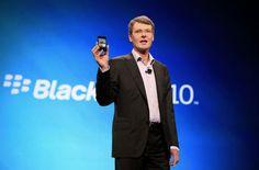 Όπως είχαμε αναφέρει σε προηγούμενο άρθρο, η Blackberry μέσω του διευθύνων συμβούλου της Thorstein Heins, είχε εκφράσει την επιθυμία της