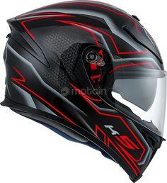 AGV K-5 Deep, integral helmet