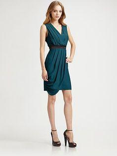 Cynthia Steffe Meggie Silk Dress, Saks.com, $345
