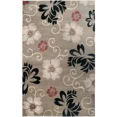 Rizzy Home Bayside BS3574 Rug - (9 Foot 2 Inch x 12 Foot 6 Inch), Beige