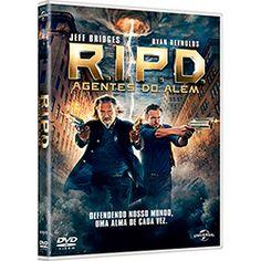 DVD - R.I.P.D: Agentes do Além