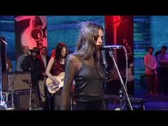 Mazzy Star Blue Flower Live Jools Holland 1994.  Hope has been my inspiration for years!!! LOVE HER.