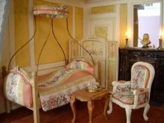 The room of George Sand