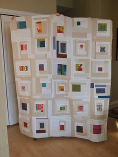Ingrid Press inspired quilt