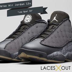 "Air Jordan 13 – ""Low Quai 54"""