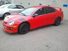 Scott's 2005 Dodge Neon SRT-4 4 Dr Turbo Sedan