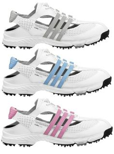 Adidas Women's ClimaCool Slingback 2.0 Golf Shoes... buy them at Adidas golf online store for less than the ebay hacks charge...