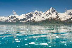 ALASCA, EUA - O Alasca é o estado dos Estados Unidos com a maior extensão territorial, porém representa o menos povoado. A região é coberta por reservas naturais e muita biodiversidade.