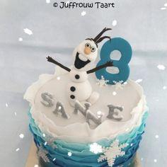 Kindertaarten meisjes - Juffrouw taart winsum Cake Decorating, Winter, Desserts, Food, Winter Time, Meal, Deserts, Essen, Hoods