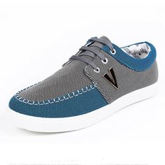 2016 Summer Classic Men Casual Canvas Shoes Korean Version Tide All-match  Lace-up Men Shoes Breathable Flat Canvas Casual Shoes - Brought to you by Avarsha.com