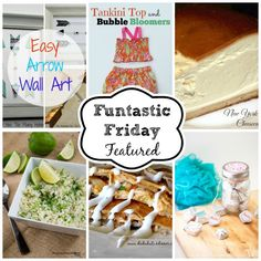 Funtastic Friday 35 Featured Collage