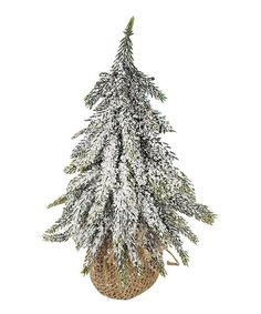 Love this 5'' Christmas Tree Décor on #zulily! #zulilyfinds $8