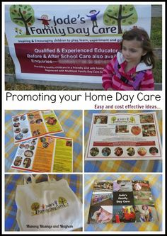 Free Daycare Flyers  Follow LaurenAshley Barnes Following Lauren